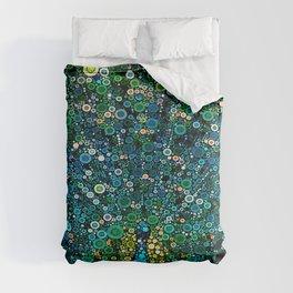 :: Peacock Caper :: Comforters