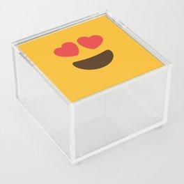 Love Face Acrylic Box