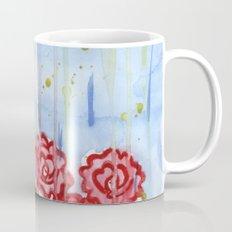 raindrops on roses Mug
