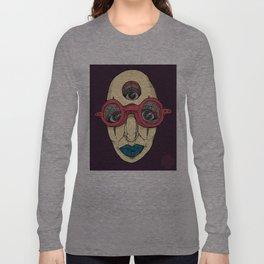 SEEK DEEP WITHIN Long Sleeve T-shirt
