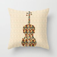 charlie Throw Pillows featuring Charlie by Halamo