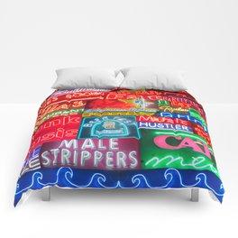 NOLA LIGHTS Comforters