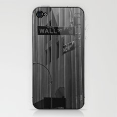 Wall Street iPhone & iPod Skin