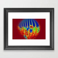 Create your World! Framed Art Print