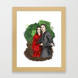 Princess Bride FitzSimmons Framed Art Print