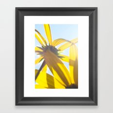under Framed Art Print