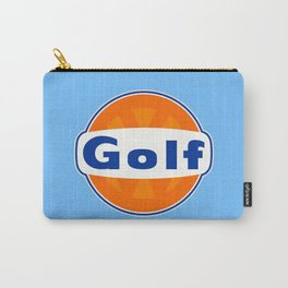 Golf Gulf Style Carry-All Pouch