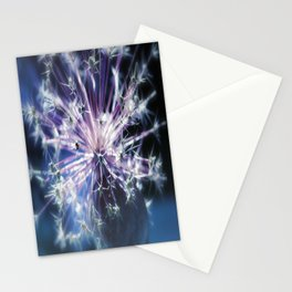 Constellation, allium little fineart stars  Stationery Cards