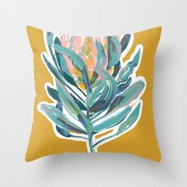 Sugarbush Throw Pillow
