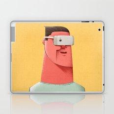 New Reality Laptop & iPad Skin