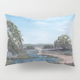 Texas Hill Country Pillow Sham