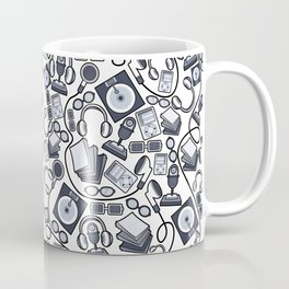 Music Stuff Coffee Mug