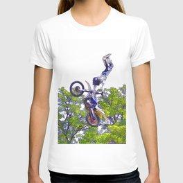 Hand Stand Pro - Freestyle Motocross Stunt T-shirt