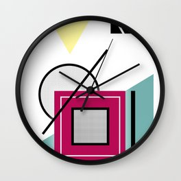 The Outside Wall Clock