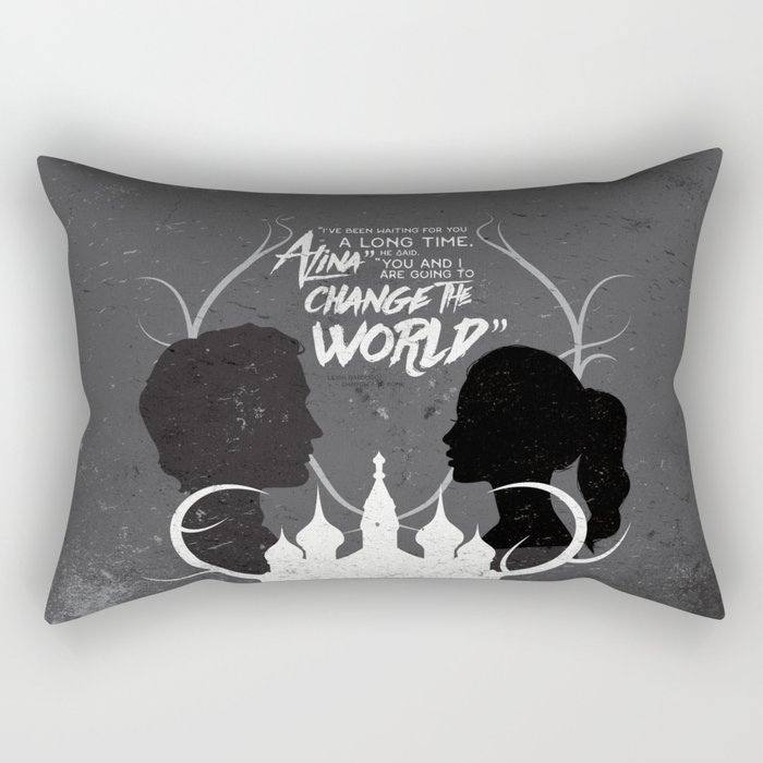 What I Showed You In The Dark Rectangular Pillow