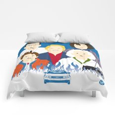 1985 (Faces & Movies) Comforters