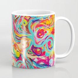 Tattooed Mermaid Coffee Mug
