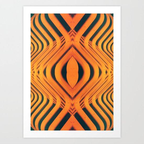 Bel Air Art Print