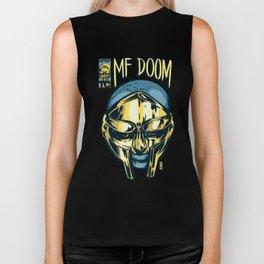 MF Doom Comic Biker Tank