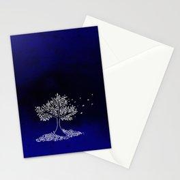 Wind On a Blue Day Stationery Cards