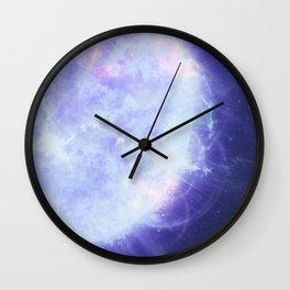 Blue Hypergiant Adomis Majoris Wall Clock