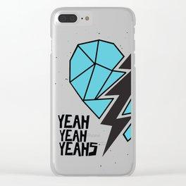 Yeah Yeah Yeahs! Clear iPhone Case