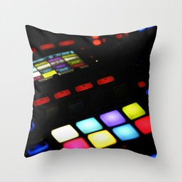 amplify Throw Pillow