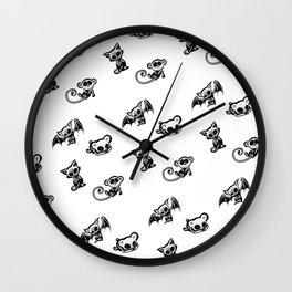 Skelanimals collection Wall Clock