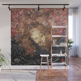The Velvet Rope Abstract Wall Mural