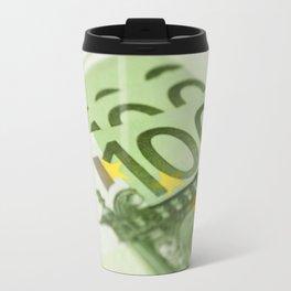 100 euro banknotes Travel Mug