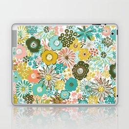 February Floral Laptop & iPad Skin