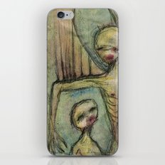 under my wing iPhone & iPod Skin