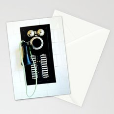 Wall Phone Stationery Cards