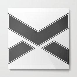 Vorterix Metal Print