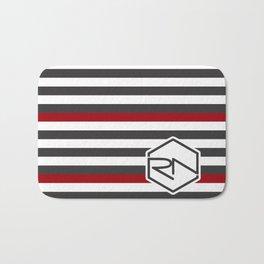 RobN Stripes Bath Mat