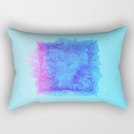 Blue mode Rectangular Pillow