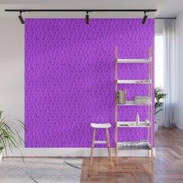 Purple Rains Wall Mural