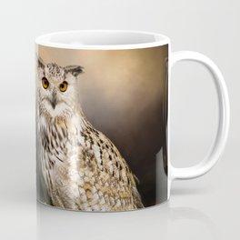 Two Owls Coffee Mug