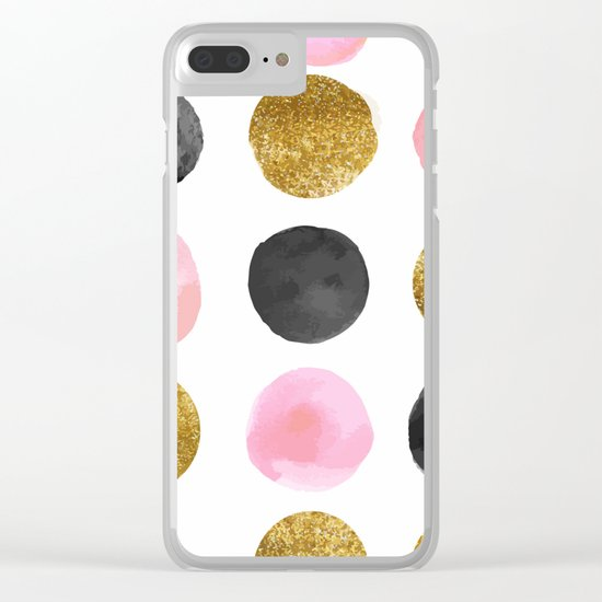 Bossy And Stylish #lifestyle #trending #society6 #buyart #decor Clear iPhone Case