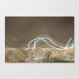 Bright Lights, Big City VIII Canvas Print
