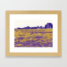 Seaview Kingsway Framed Art Print