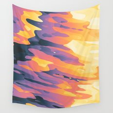 Plasmic Ejection // 67c Wall Tapestry