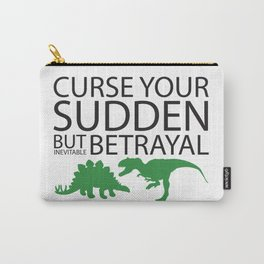 Betrayal  Carry-All Pouch