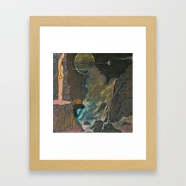 What was stolen would have been given Framed Art Print