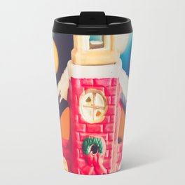 Christmas Chapel 3 Travel Mug