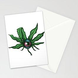 Weed Eye Gift Pot And Marijuana Gift product Stationery Cards