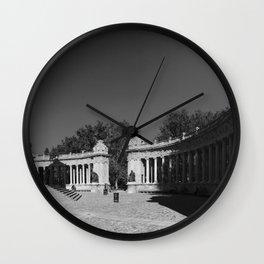 Retiro Park Wall Clock