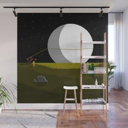 Moonlight Ride Wall Mural