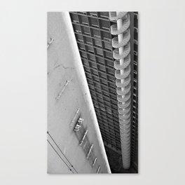 Sau Paulo Stair Canvas Print