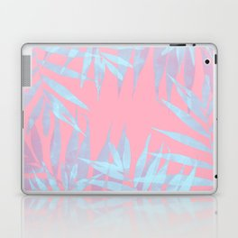 Pink and Blue Tropicana Laptop & iPad Skin
